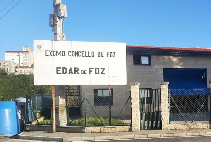 A Xunta solicítalle ao Concello de Foz a documentación para impulsar a execución da nova Edar, una vez emitida a declaración de impacto ambiental