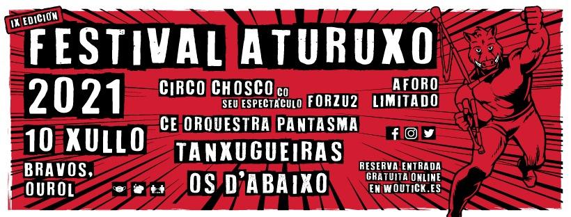 Cita este sábado co Festival Aturuxo de Bravos