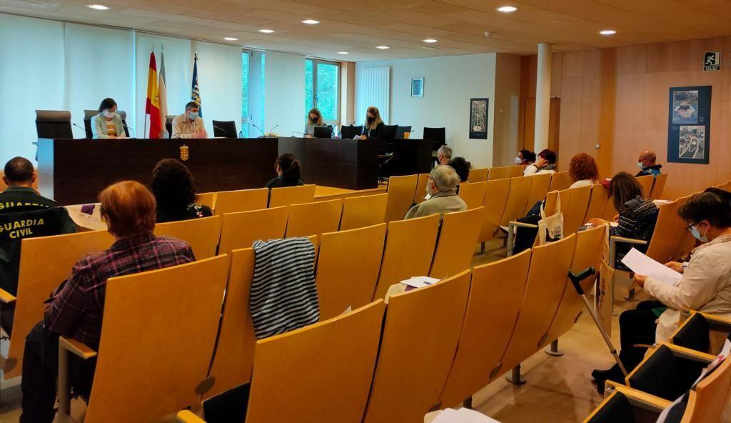 Constituída a a Mesa Local de Coordinación Interinstitucional contra a Violencia de Xénero de Burela