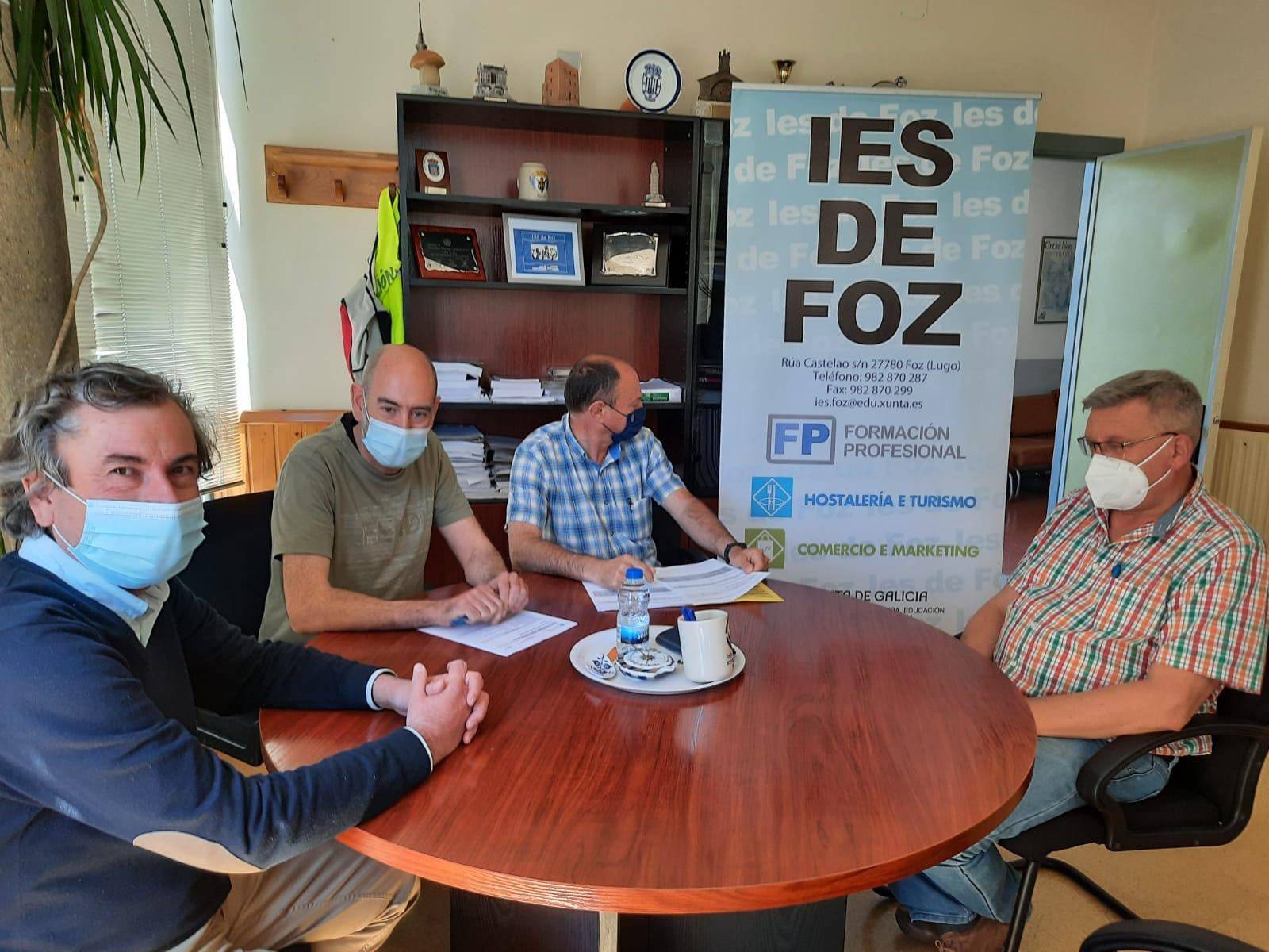 O BNG alerta do impacto dos  proxectos eólicos mariños de IBERDROLA sobre a pesca e pide que sexan retirados
