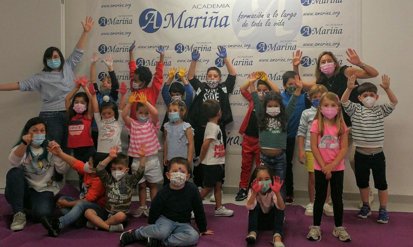Comezou este luns a oitava edición da Escola de  Minitalentos de Academia A Mariña, en Burela