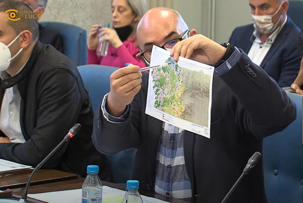 O BNG volverá reclamar no Pleno provincial a intervención de Alcoa San Cibrao