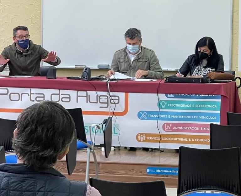 """Deputados do PPdeG esixen en Ribadeo que """"a nova Ley de FP sexa consensuada e non se faga de costas á comunidade educativa"""""""