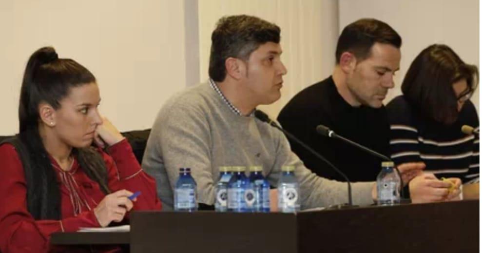 O Grupo Municipal Popular de Burela interésase sobre as  inspeccións que están a realizar os técnicos da empresa concesionaria da auga
