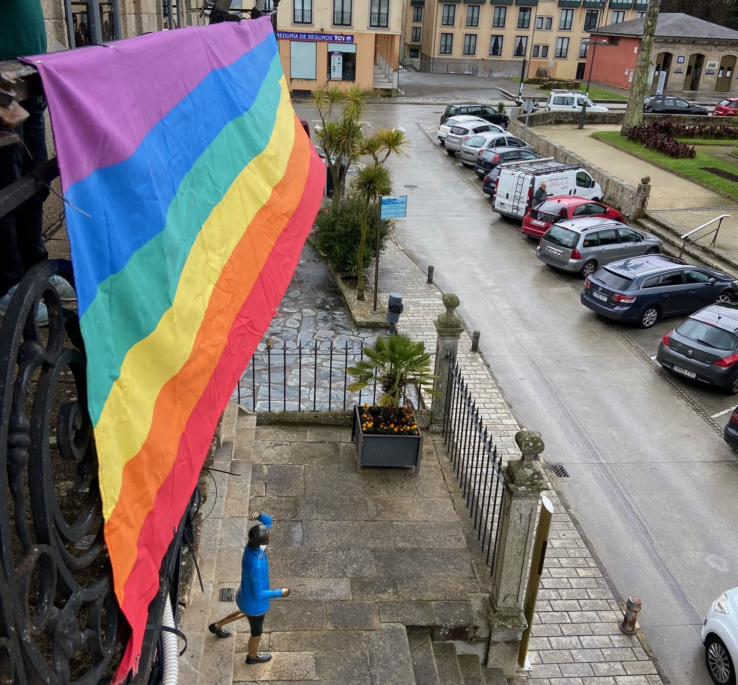 O Día do Orgullo LGTBI chega con diversas actividades a Ribadeo