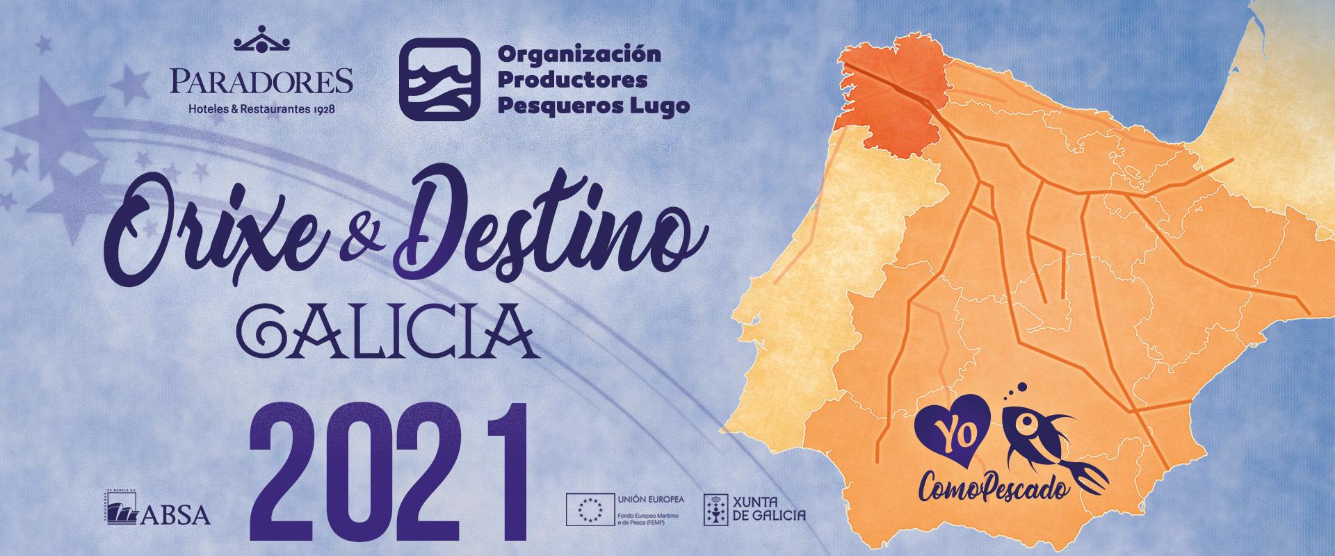 """OPP Lugo e Paradores presentan en Compostela unha nova edición de """"Orixe & Destino Galicia"""""""