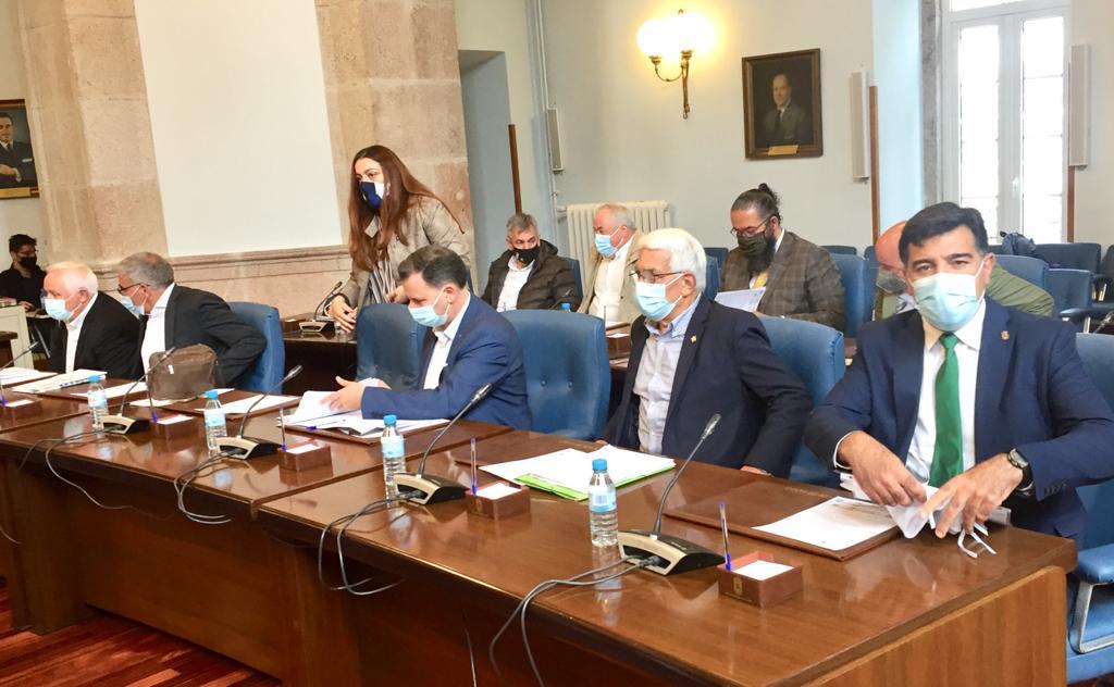 """O PP lamenta que o PSOE empregue a defensa do patrimonio cultural de Lugo """"como loita partidista en non como elemento de cooperación"""""""