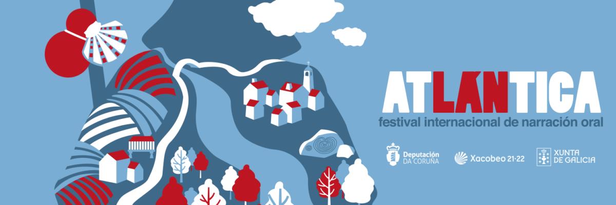 Alfoz participa na IX edición de Atlántica Festival Internacional de Narración Oral
