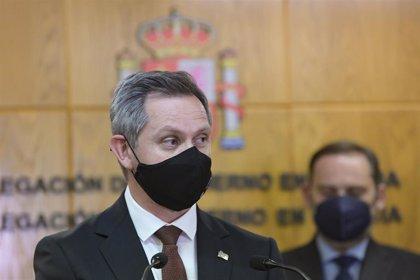 José Miñones, delegado do goberno: