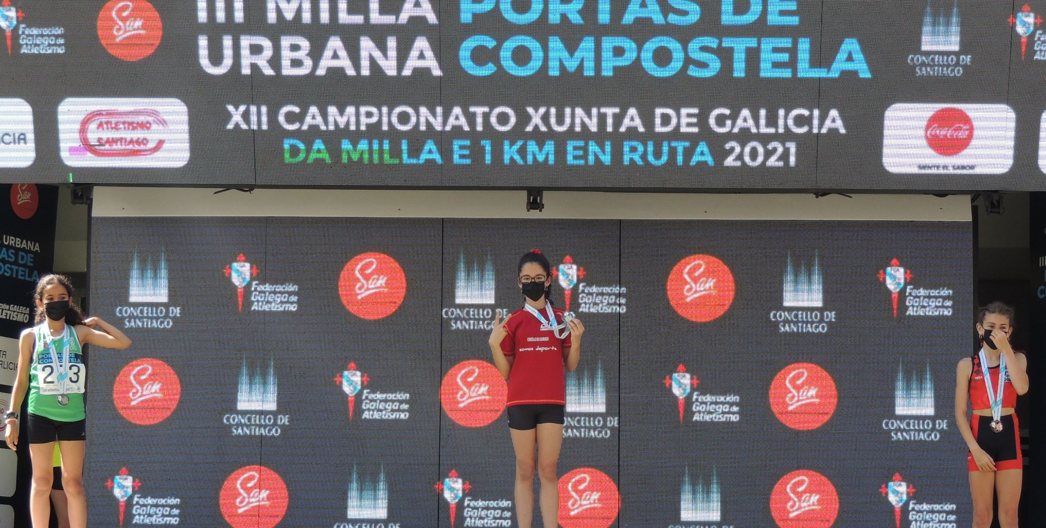 Lidia Balseiro, campioa autonómica de 1000 en ruta