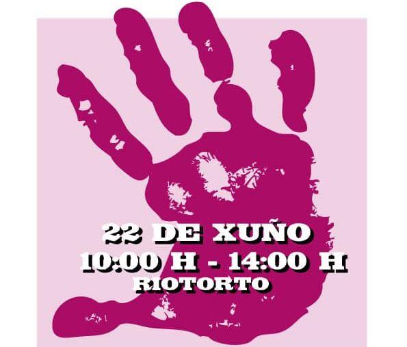 Xornada de formación e sensibilización contra a violencia de xénero no CEIP de Riotorto