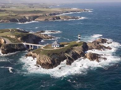 Por Nuestro Faro insiste en que a fosa séptica da illa Pancha está sen legalizar