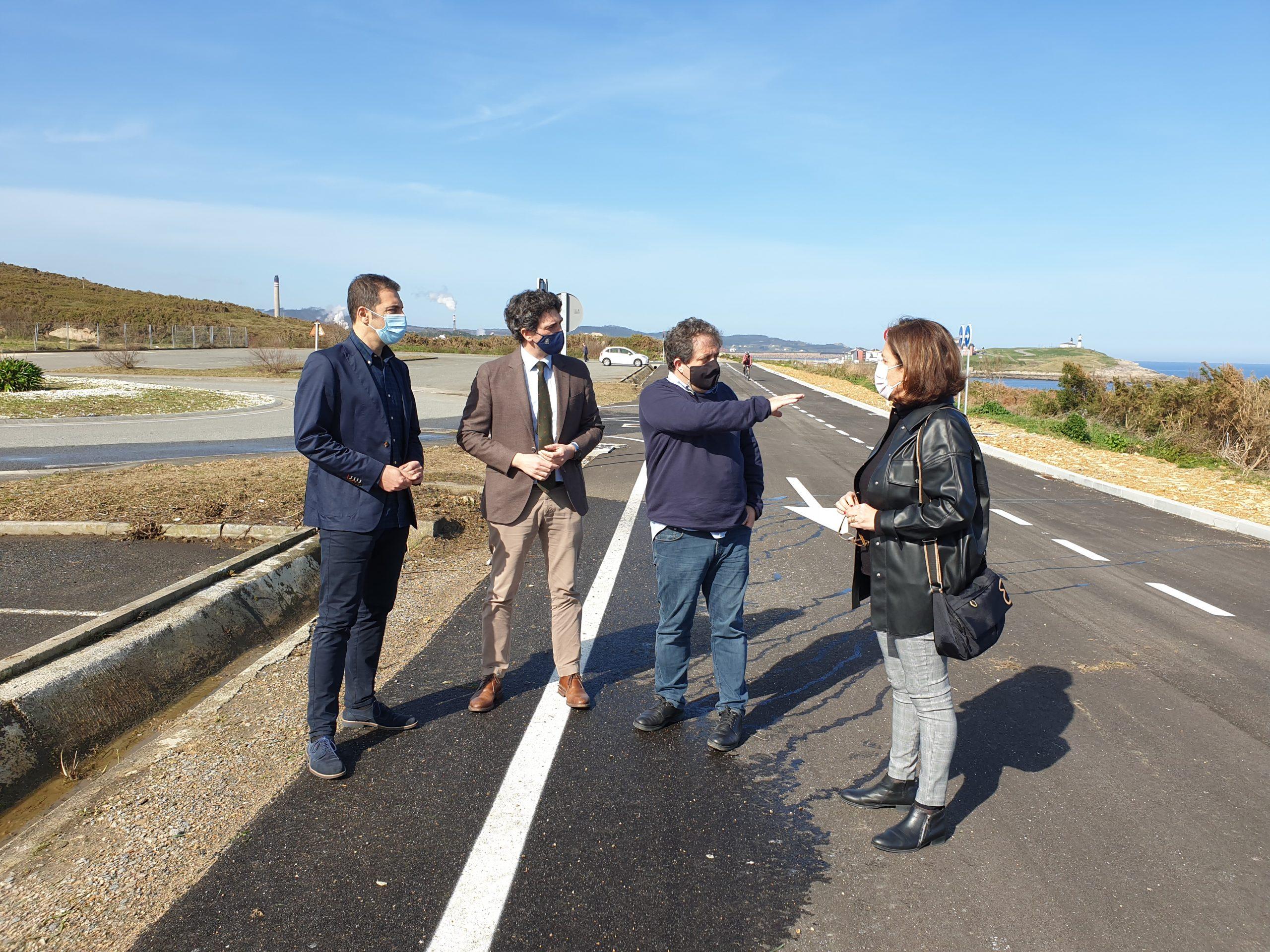 A Xunta destina preto de 700.000 euros a impulsar proxectos de mellora en oito parques empresariais da provincia, entre eles os de Cervo e A Pontenova