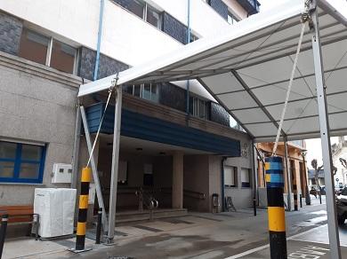 O Concello de Ribadeo reclama á Xunta a recuperación das prazas perdidas no centro de saúde nos últimos anos