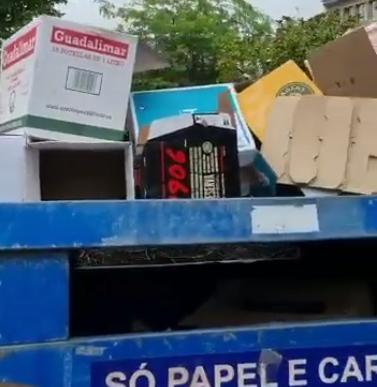 Fernando Suárez fai unha chamada á colaboración cidadá para que Ribadeo estea o máis limpo posible