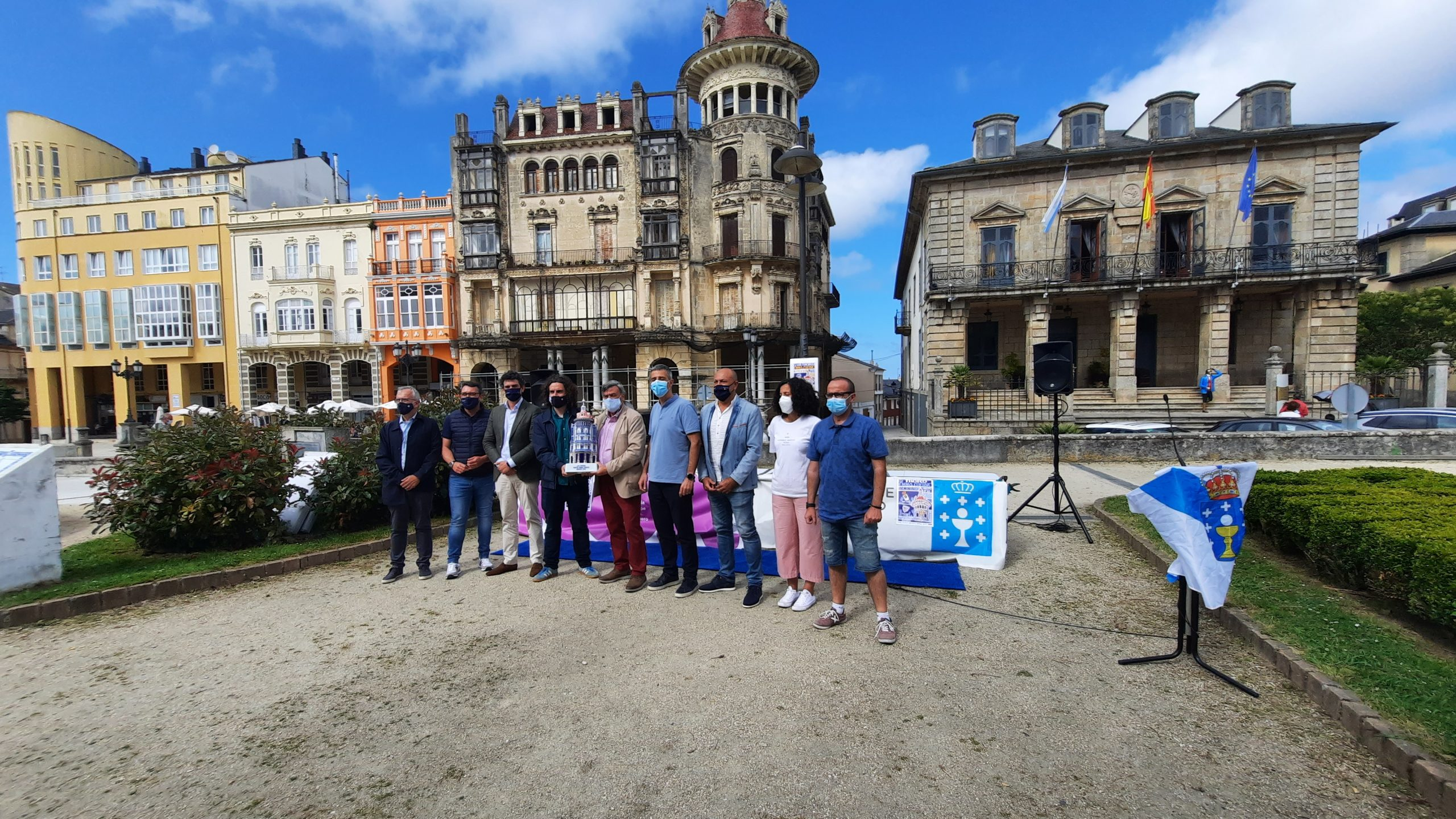 Lugo e Oviedo desputarán o 70º Trofeo Emma Cuervo
