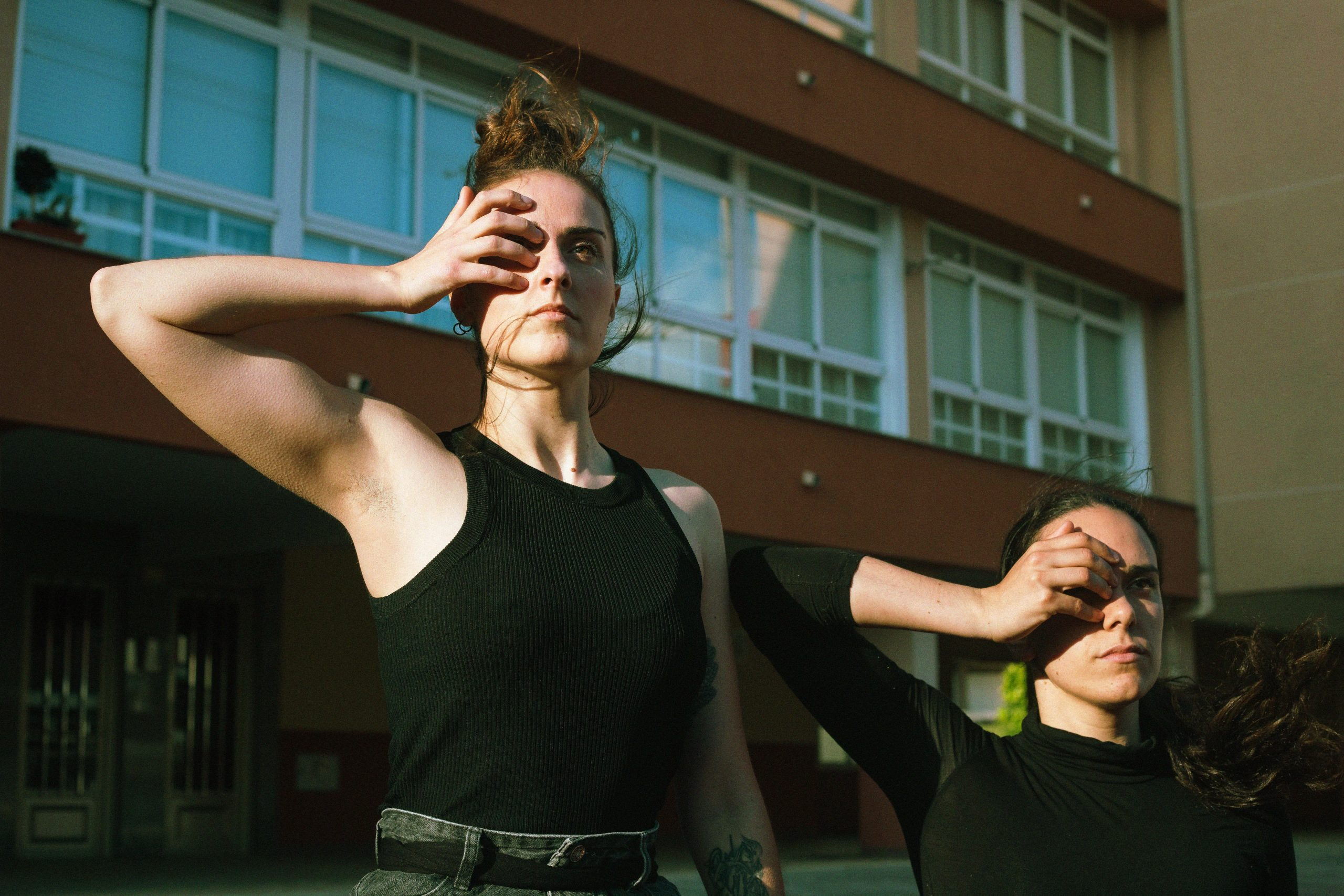 a praza dos fornos da pontenova convértese en escenario de danza co programa 'propulsa' da xunta