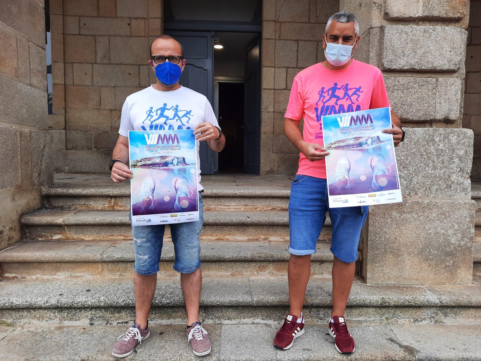 Aberta a inscrición para a sétima Media Maratón Ribadeo-As Catedrais que terá lugar o 18 de setembro