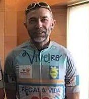 O Concello de viveiro felicita a Santi Chao por cruzar os Alpes para visibilizar á doazón de órganos