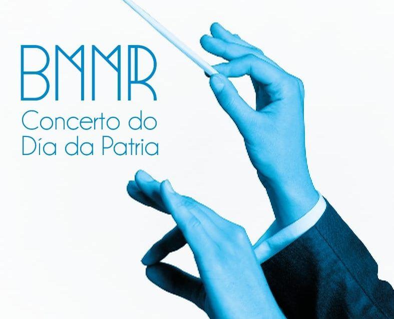 O tradicional concerto do Día da Patria da Banda de Ribadeo será este domingo enfronte do edificio de aduanas e con control de aforo