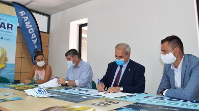 A Deputación apoia o sector pesqueiro da Mariña e os seus produtos cunha nova colaboración con Expomar