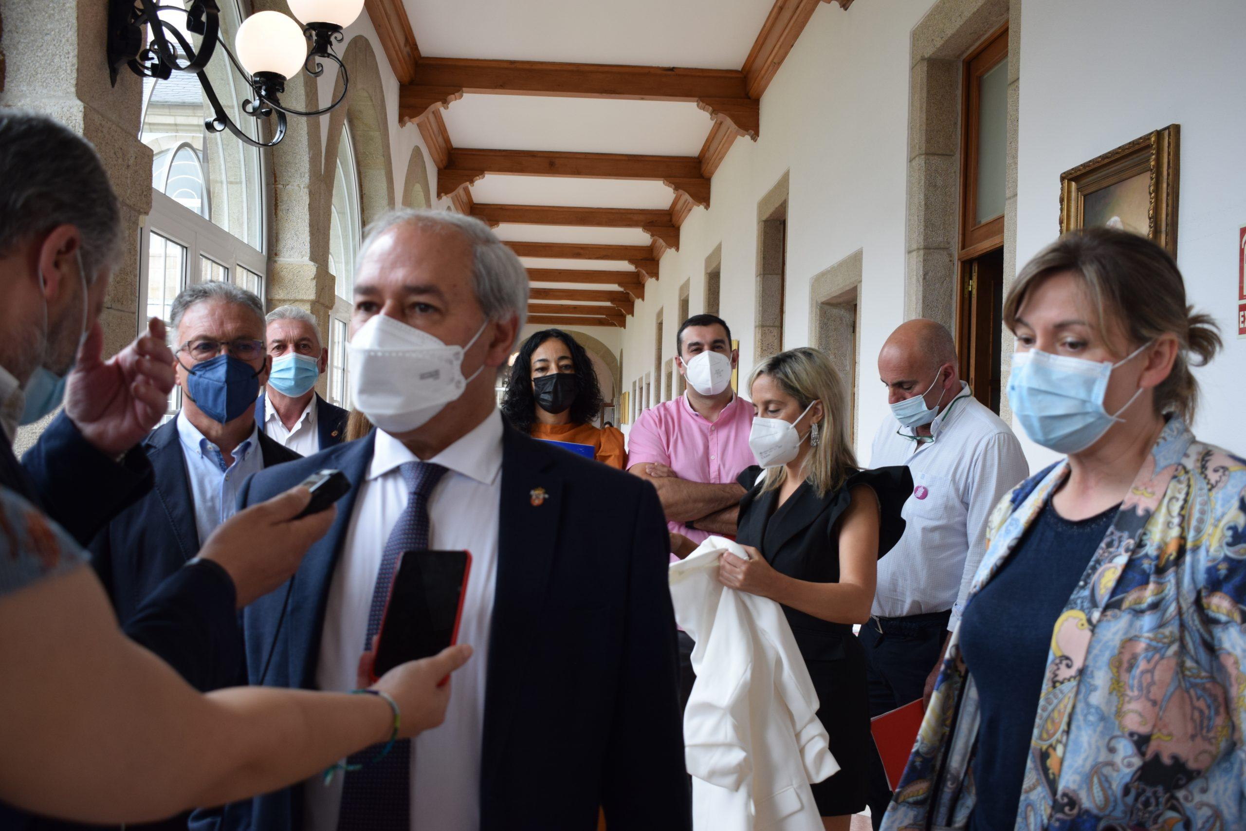 A Deputación insta á Xunta a reforzar a Atención Primaria