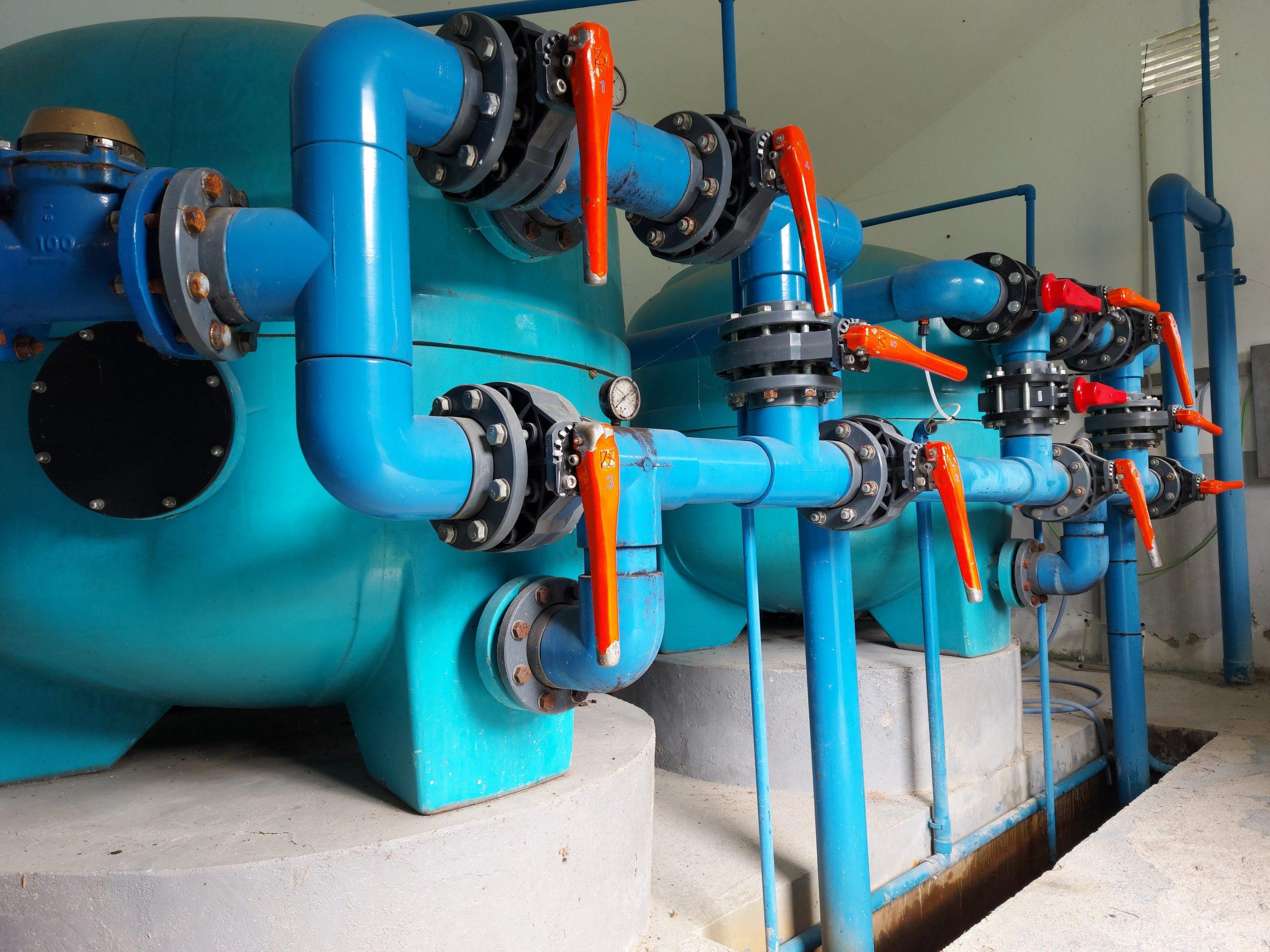 Barreiros obtén fondos Feder Galicia para a mellora da rede de abastecemento de auga potable na ETAP de A Barranca