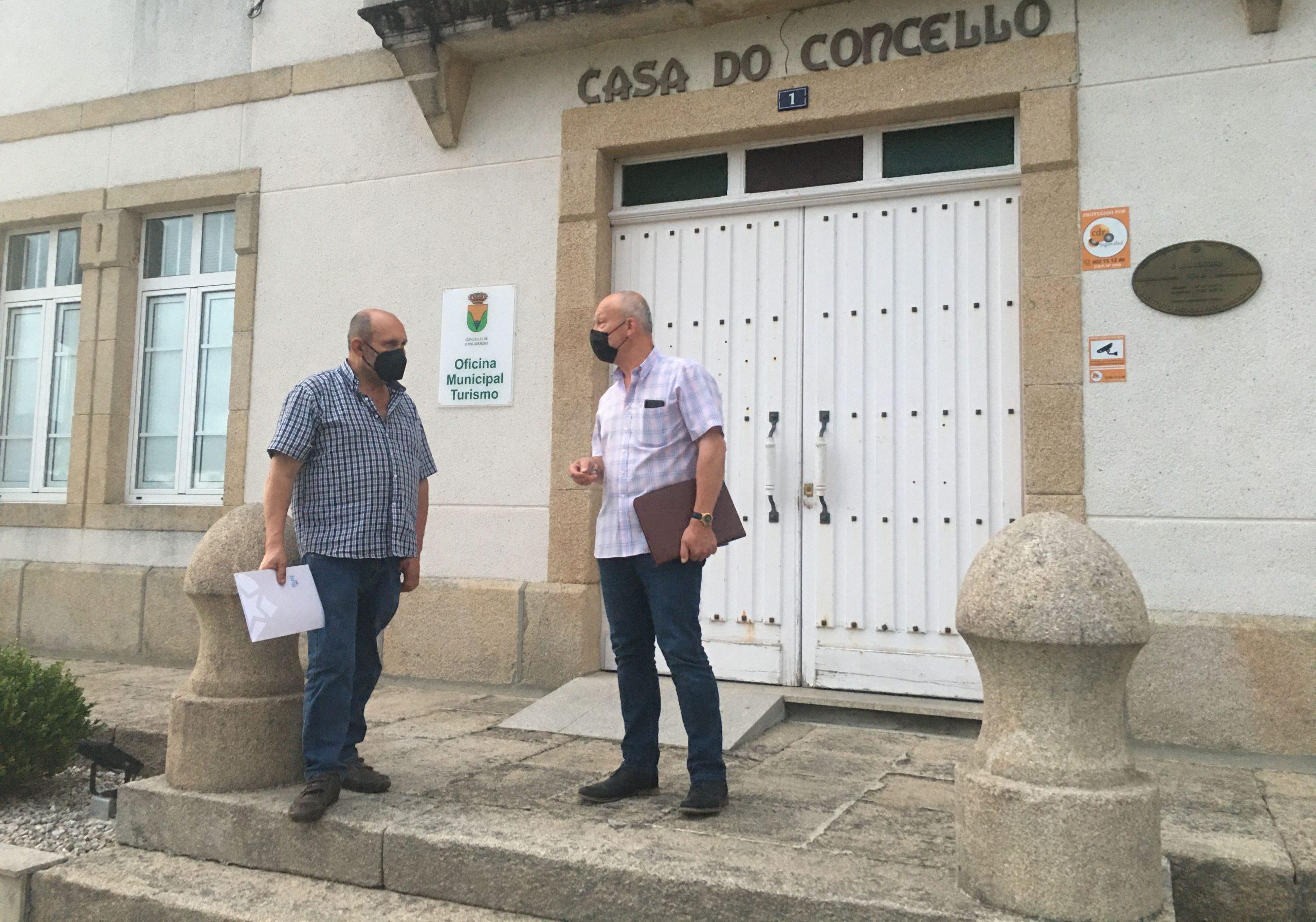 Acordo entre PSdeG e BNG paraa formación dun goberno de maioría no Valadouro