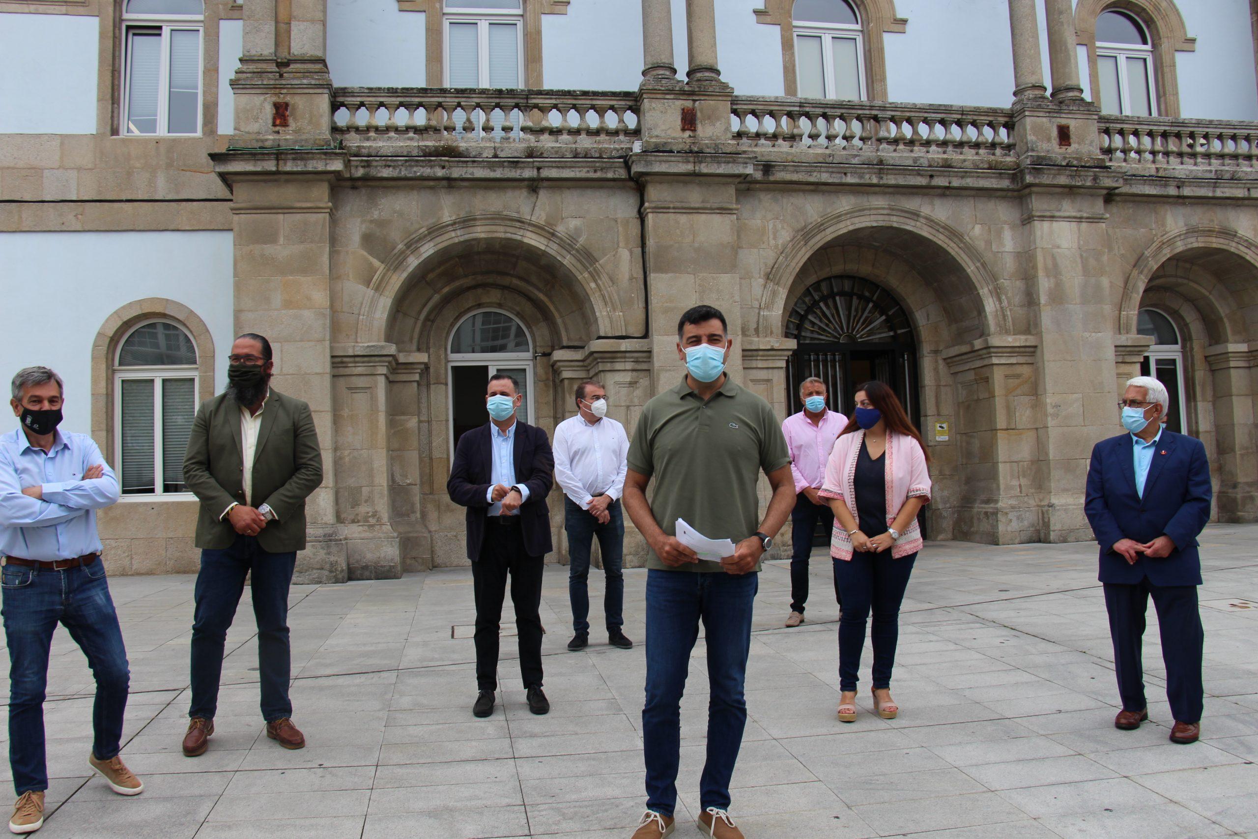 Segue con éxito en Burela a Escola de  Minitalentos de Academia A Mariña, que arrincaba a finais do pasado mes de xuño