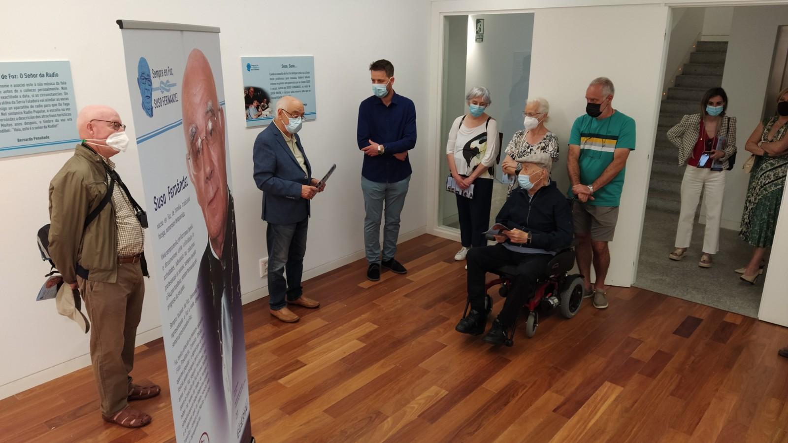 O Colectivo Egeria presenta a exposición