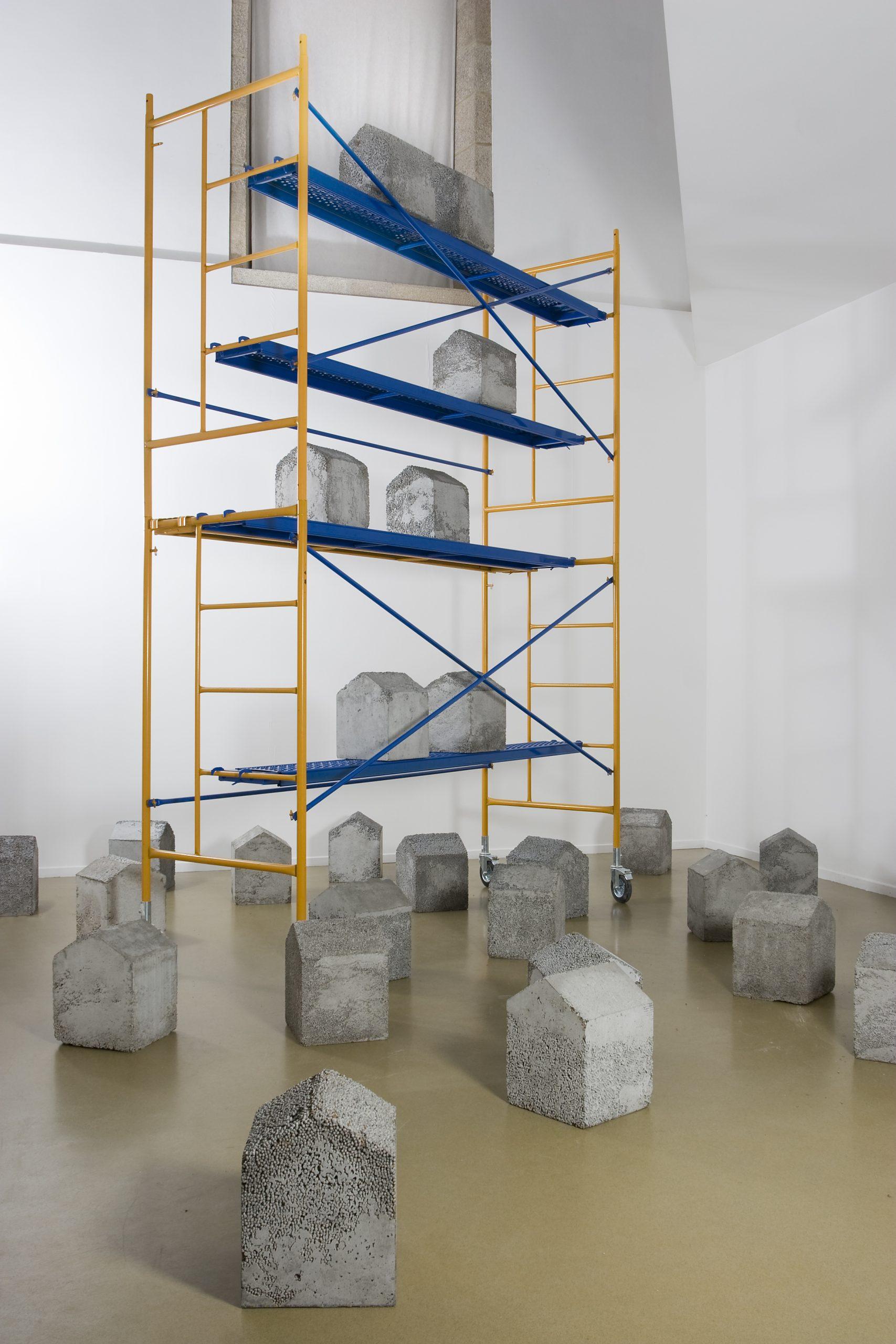 Caxigueiro participa na mostra Galicia Futura
