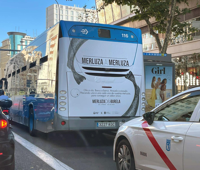 A merluza de Burela conquista Madrid
