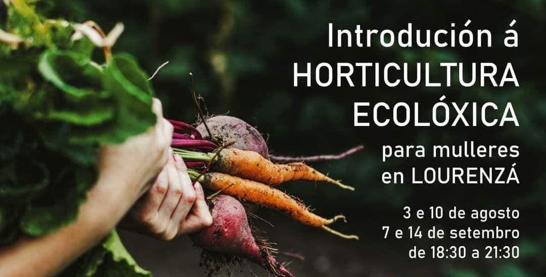 Curso de introdución á horta ecolóxica en Lourenzá