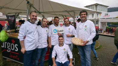 Volve o posto de …E para comer, Lugo á Vuelta