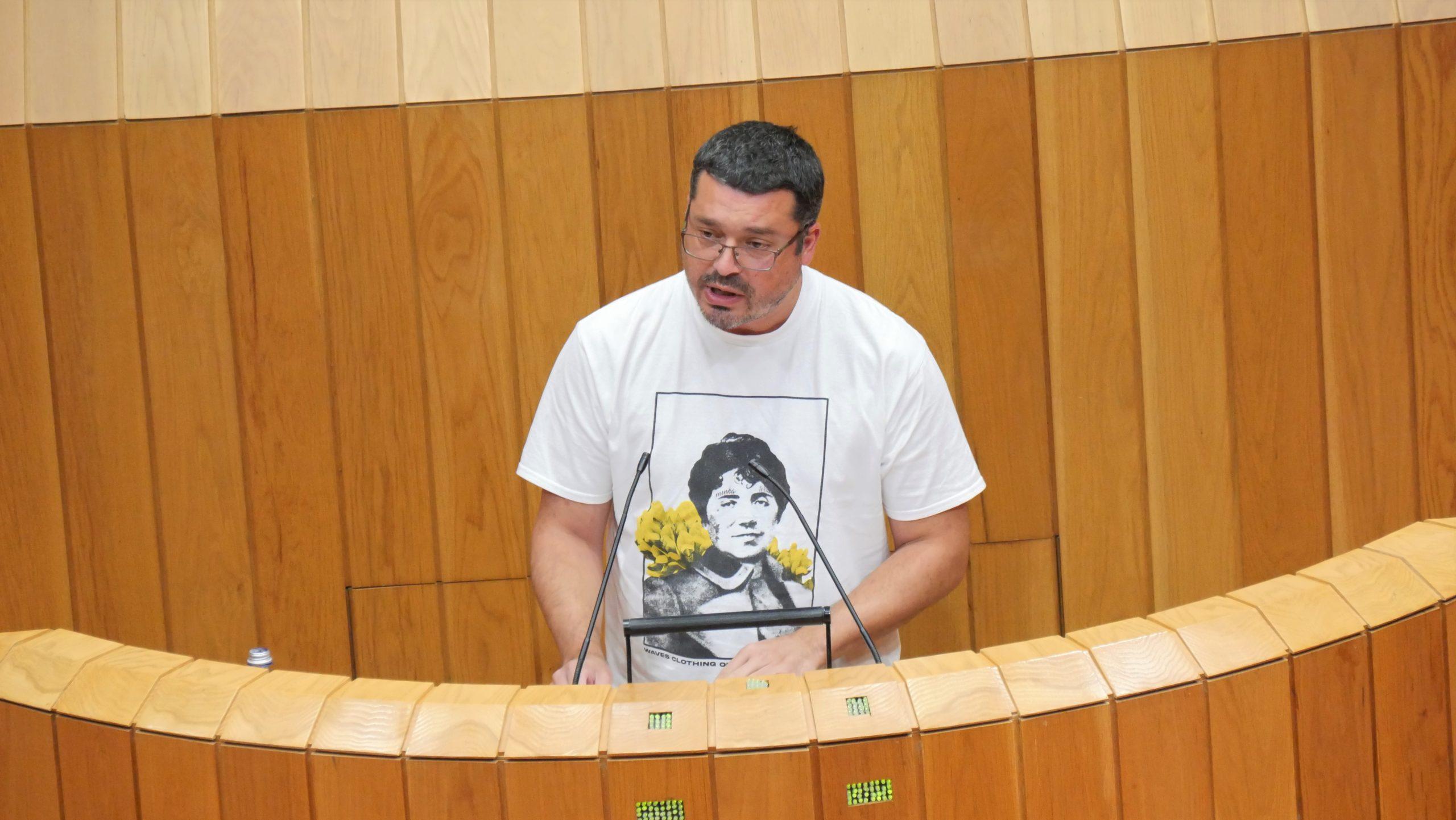 O BNG acada o pronunciamento unánime do Parlamento galego a favor da intervención pública de Alcoa en San Cibrao