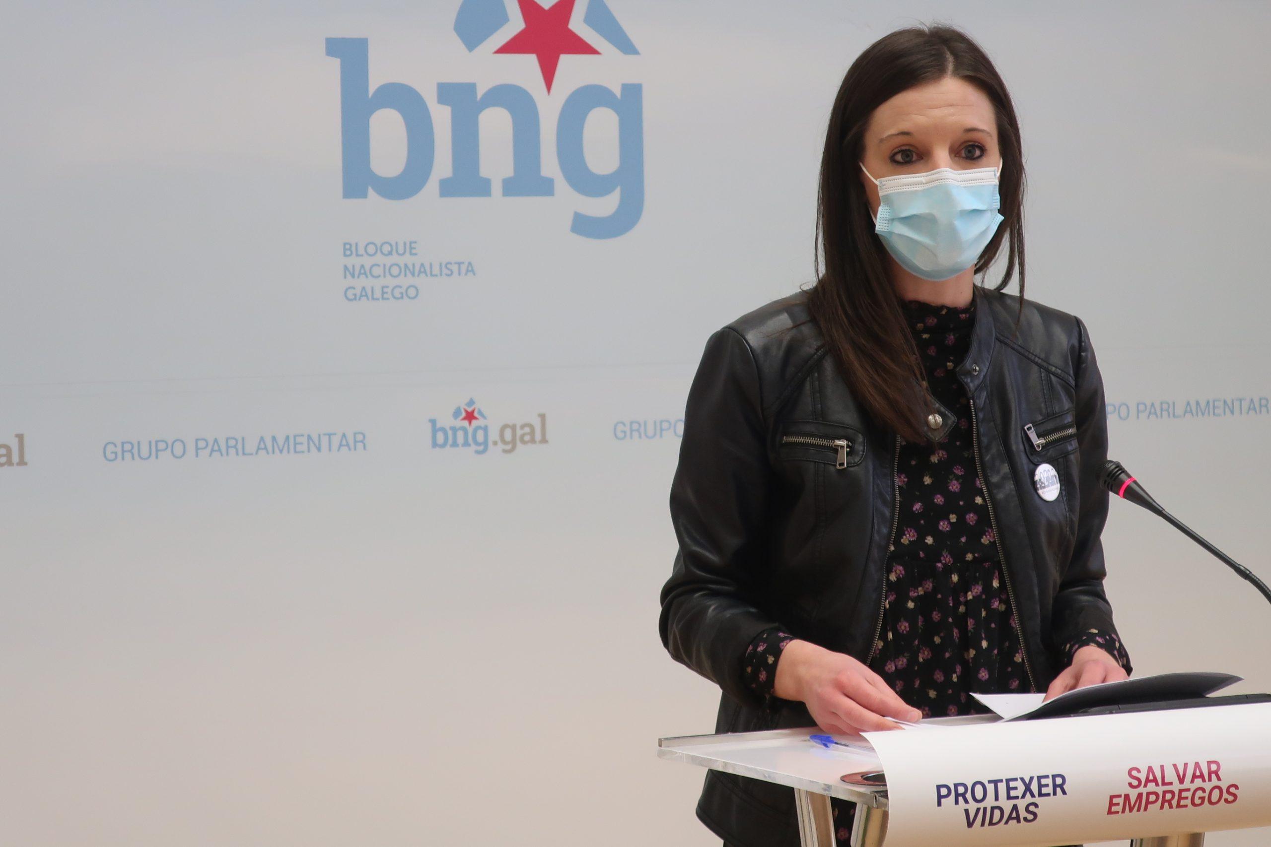 O BNG reclama a Feijóo que abandone os mitins e presione ao Goberno central para conseguir as vacinas que necesita Galiza