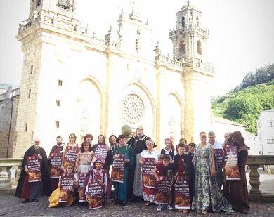 O Concello de Mondoñedo modifica aspectos da normativa que regula o Mercado Medieval para adaptalo ás actuais circunstancias sanitarias