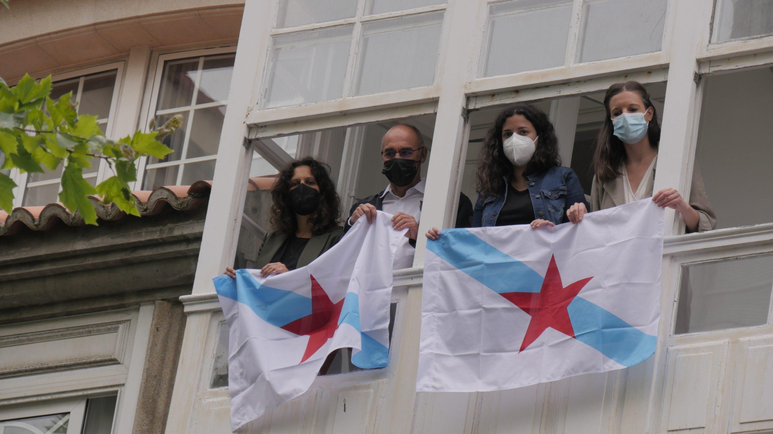 O BNG anima á sociedade galega a celebrar o Día da Patria e a visibilizar o 25 de Xullo colocando a bandeira
