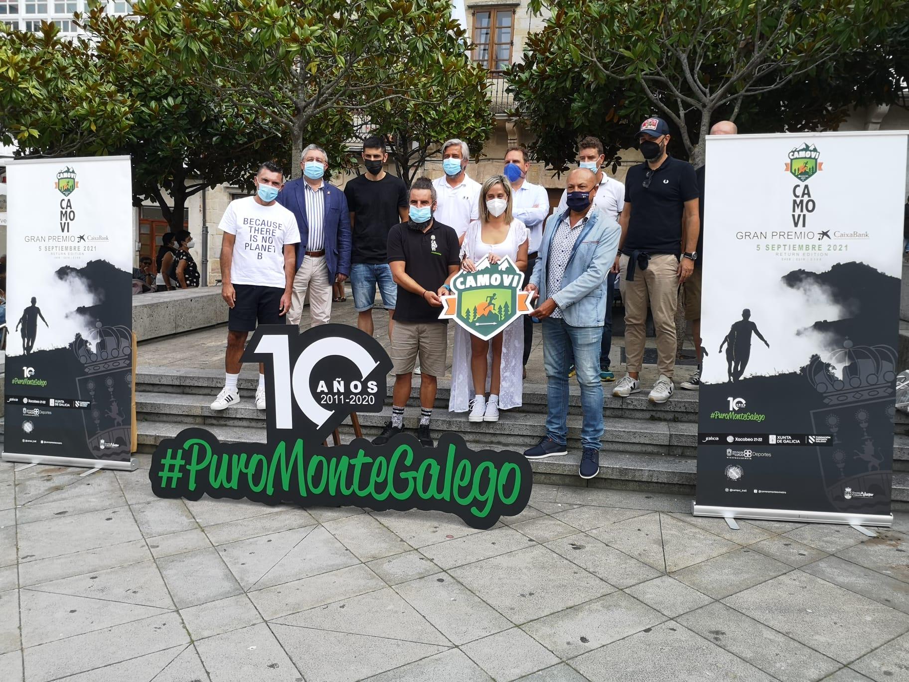A Carreira Montes de Viveiro, que chega este ano a súa 10ª edición, celebrarase o 5 de setembro