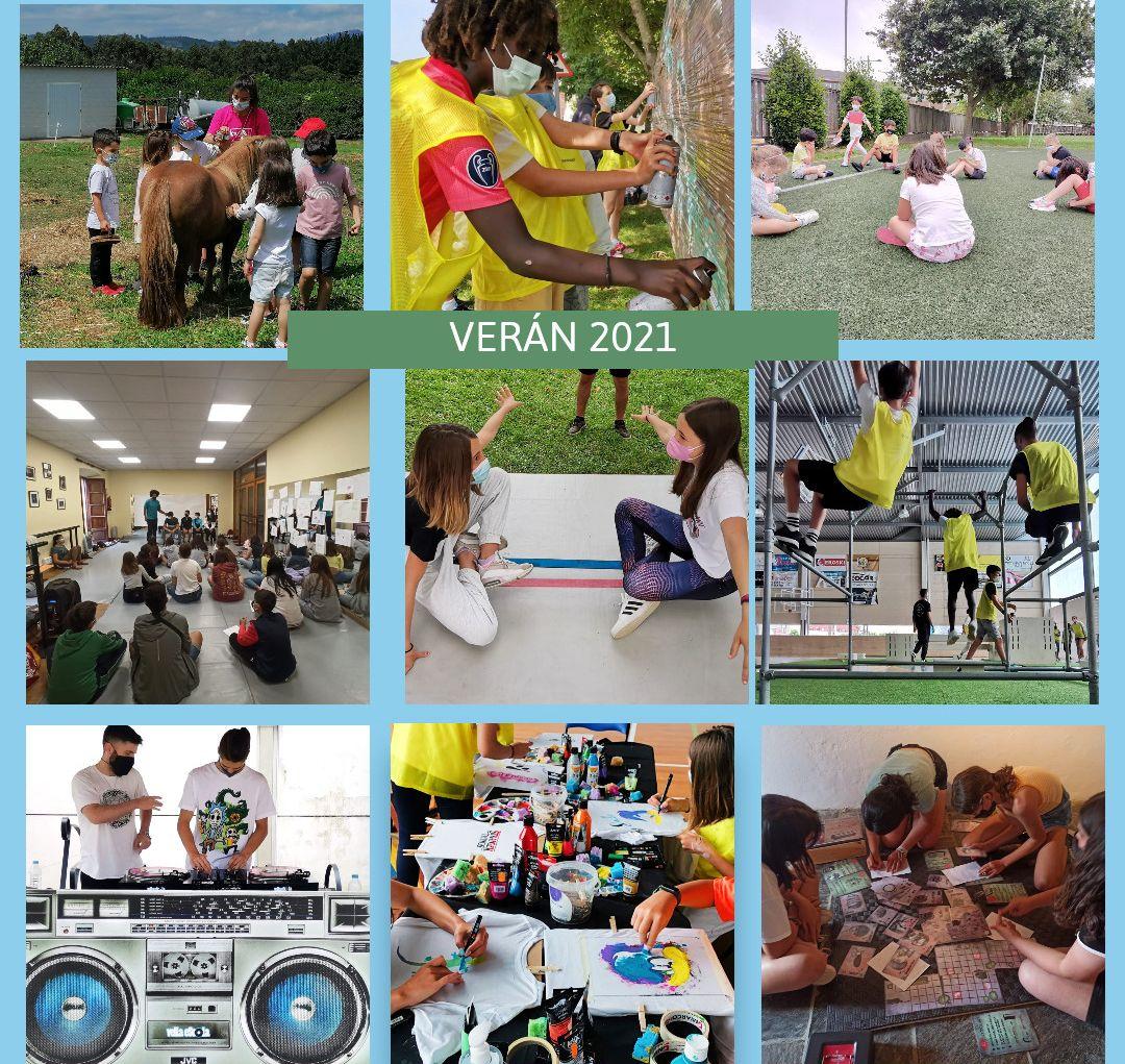 256 rapazxs participaron nas actividades de verán que organizou a concellaría de mocidade de Ribadeo