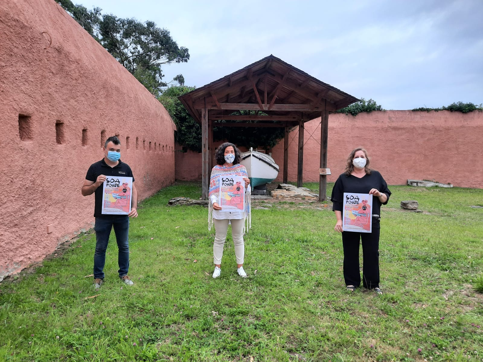 'Soa Forte' trae aos domingos de agosto concertos no Forte de San Damián