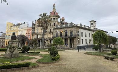 Os casos de Covid en Ribadeo seguen baixando, 43 arestora