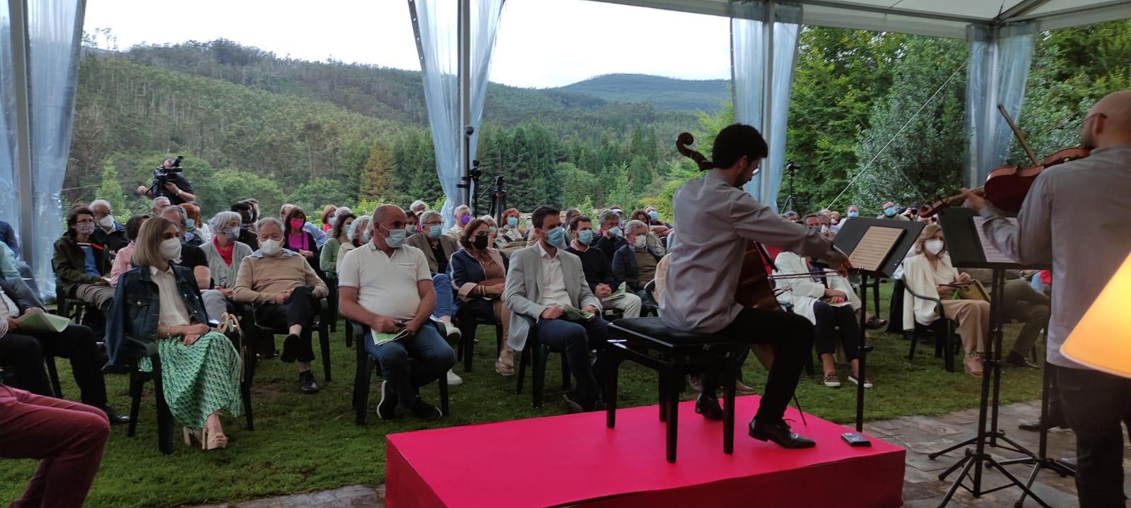 O Festival Bal y Gay arrancou este mércores en Foz