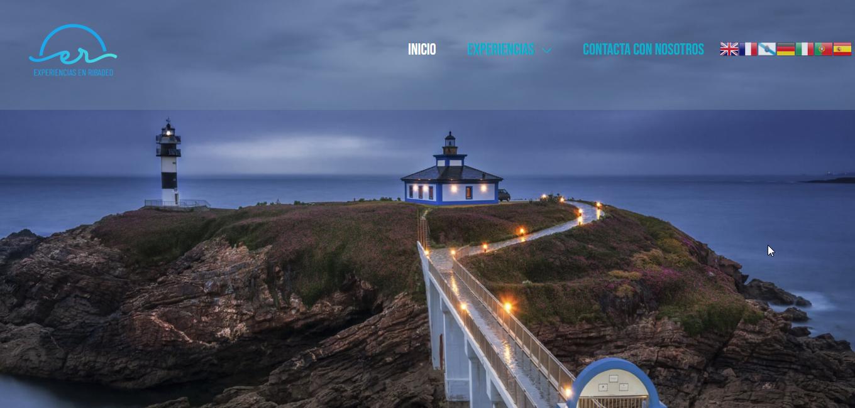 'Experiencias en Ribadeo', unha web para atopar os mellores plans nun só lugar