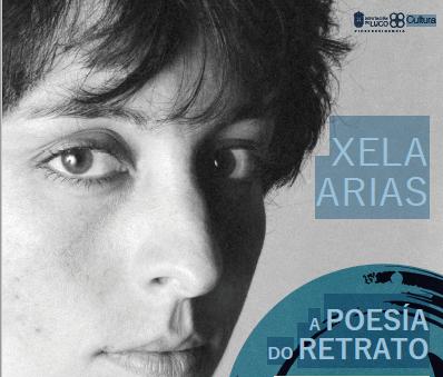 """A mostra """"Xela Arias. A poesía do retrato"""" chegará este venres a Ribadeo"""