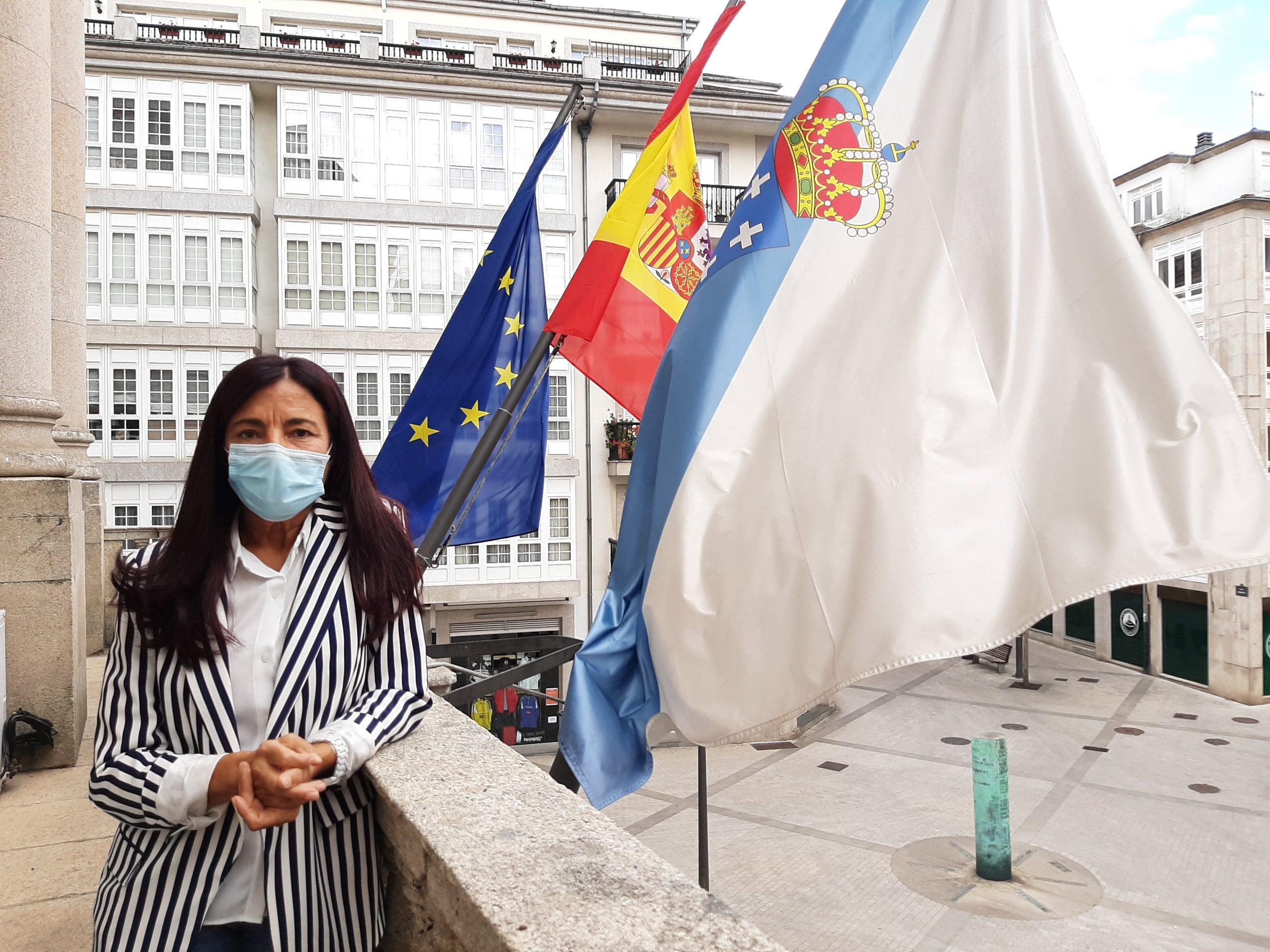 Isabel Rodríguez resalta os investimentos e o compromiso social dun Goberno que cumpre con Lugo