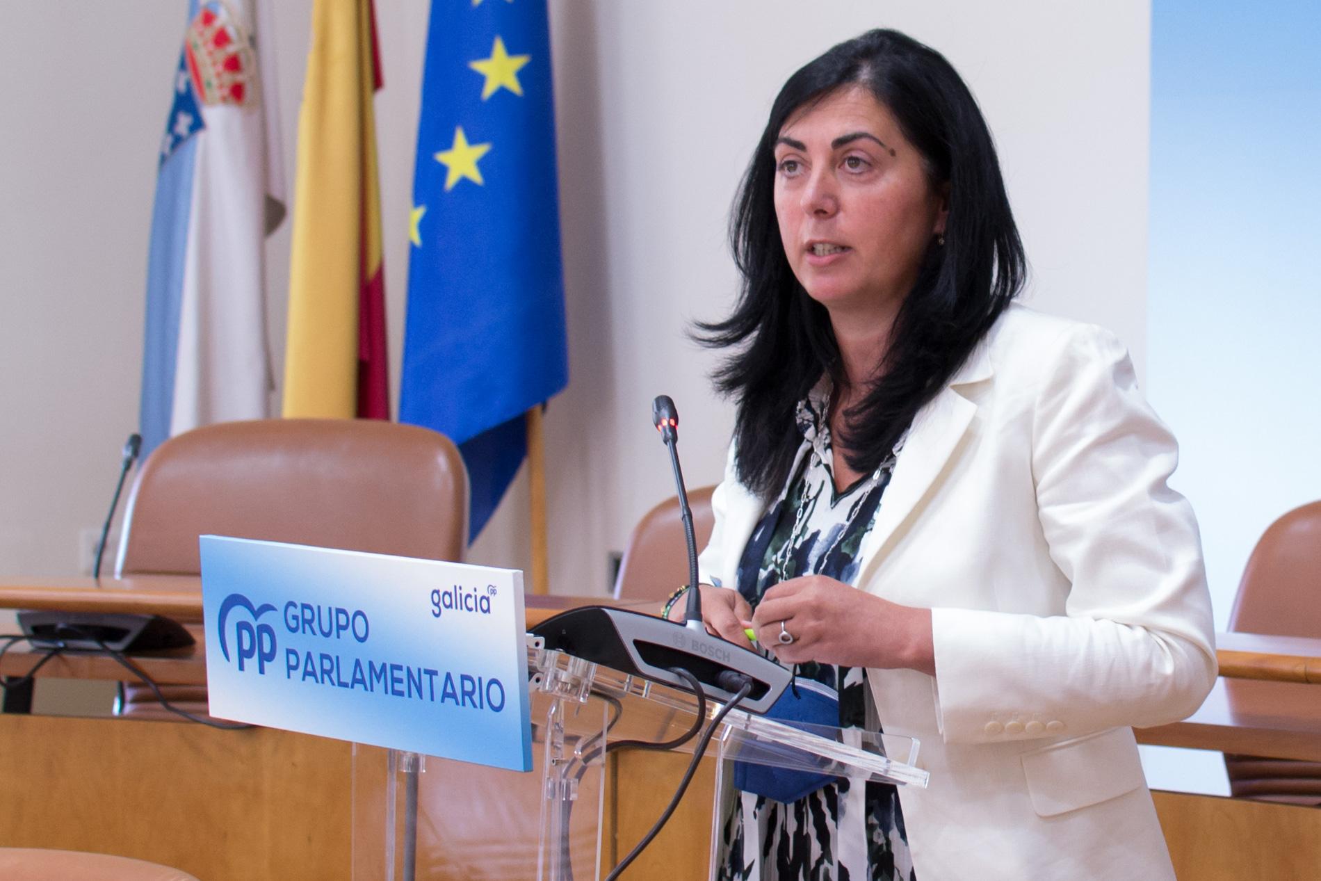 O Grupo Popular solicita o impulso á tecnoloxía 5G no rural galego e nas infraestruturas e polos estratéxicos da Comunidade