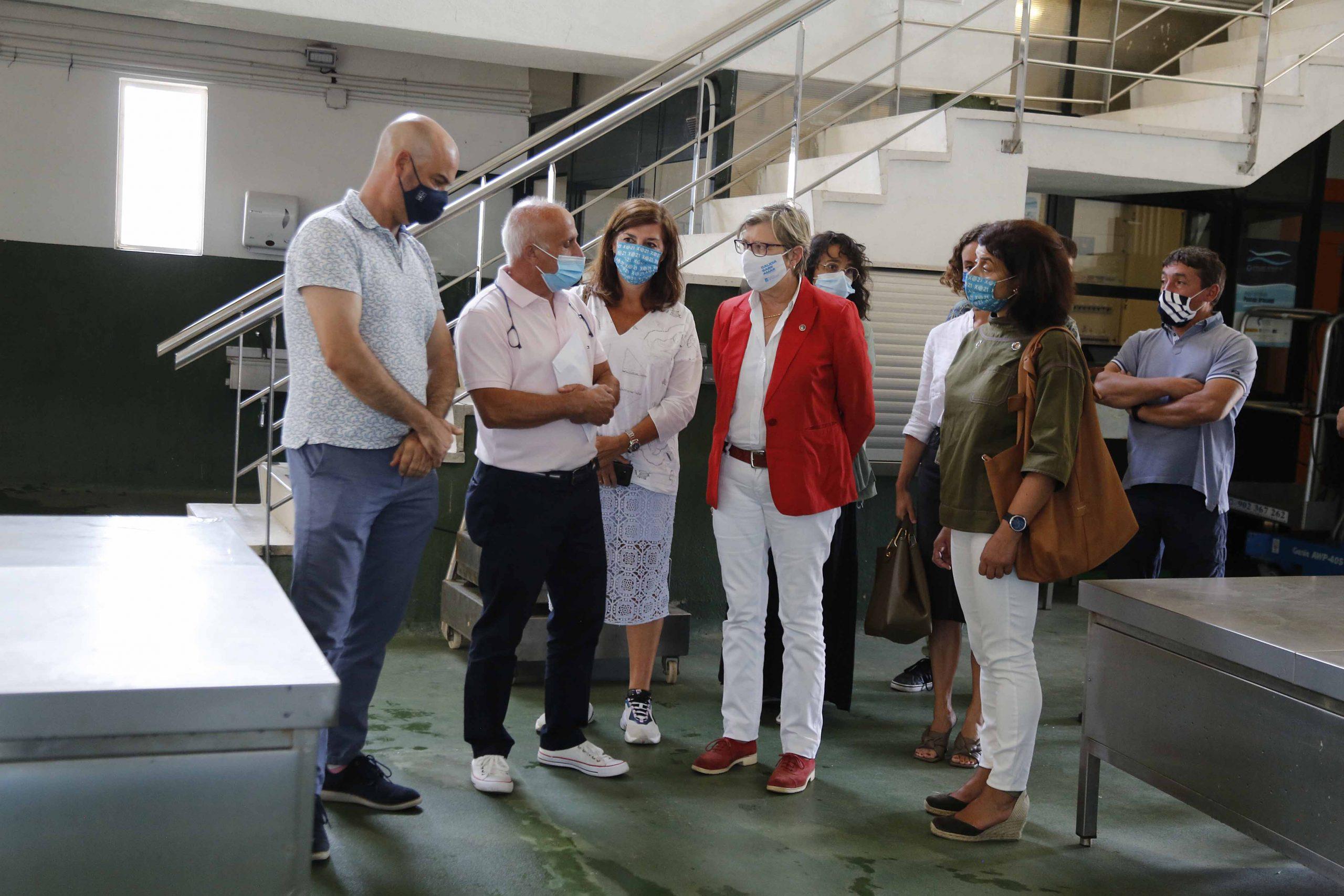 Os ingresos das lonxas galegas pola venda de polbo desde o inicio da campaña multiplican por oito os obtidos o ano pasado