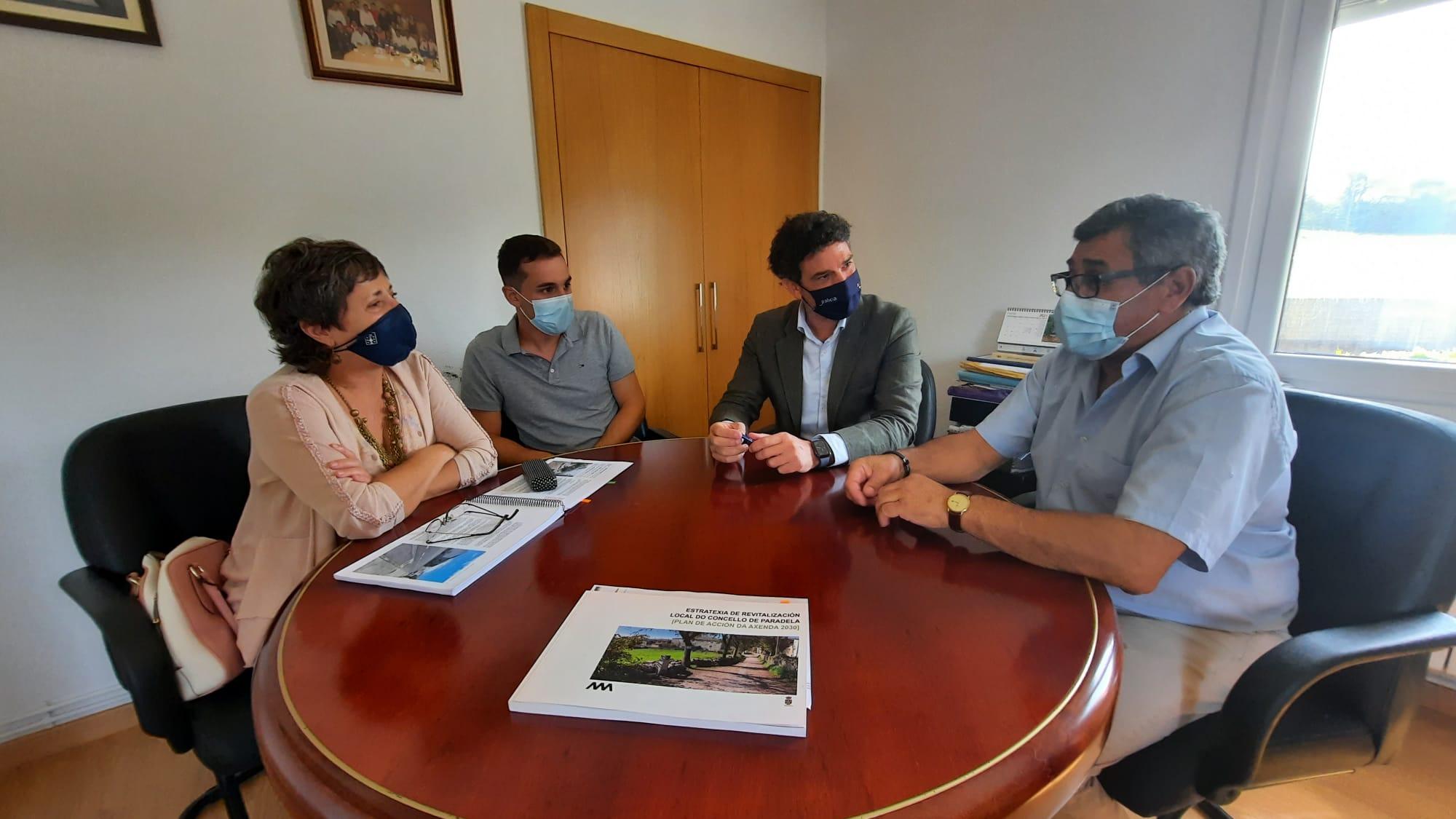 A Xunta concede axudas a 13 concellos da provincia para elaborar plans de acción contra o cambio climático