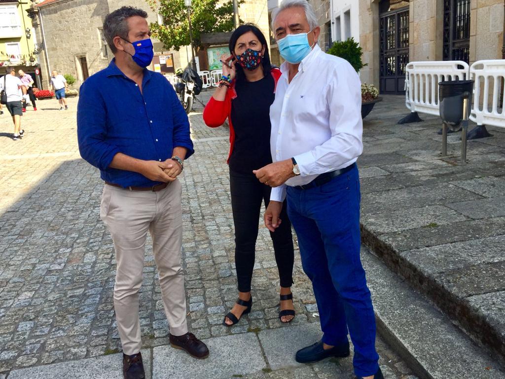 """O PP da provincia de Lugo rexeita converter nunha vía 2+1 a A-56: """"Lugo non pode renunciar a esa infraestrutura imprescindible para o sur da provincia"""""""